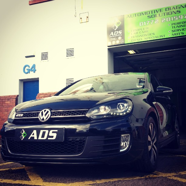 ADS Automotive VW Garage Preston