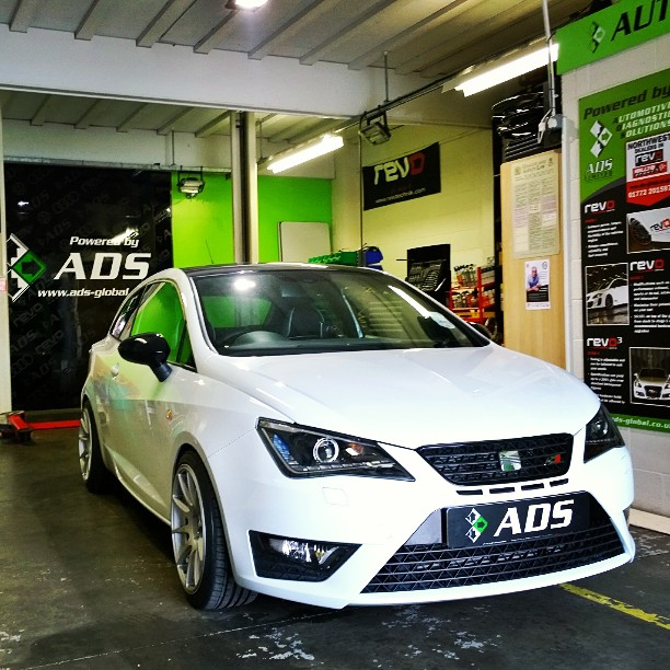 ADS Automotive Seat Garage Preston