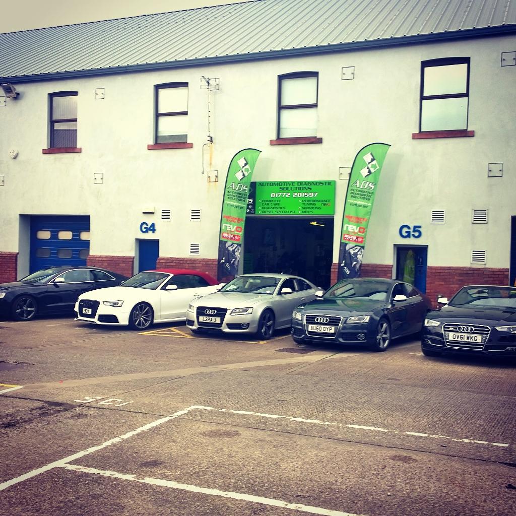 Car Sales Garage Preston