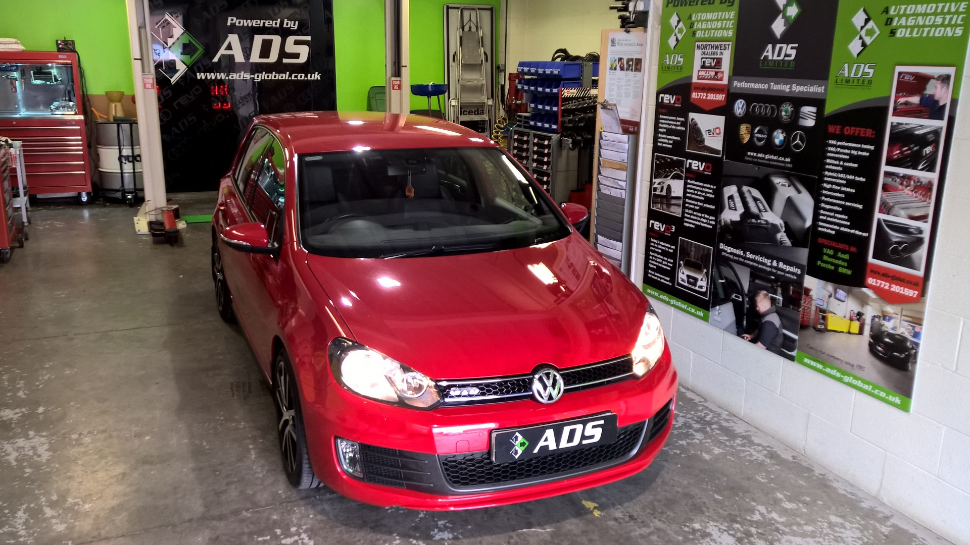 VAG specialists north west