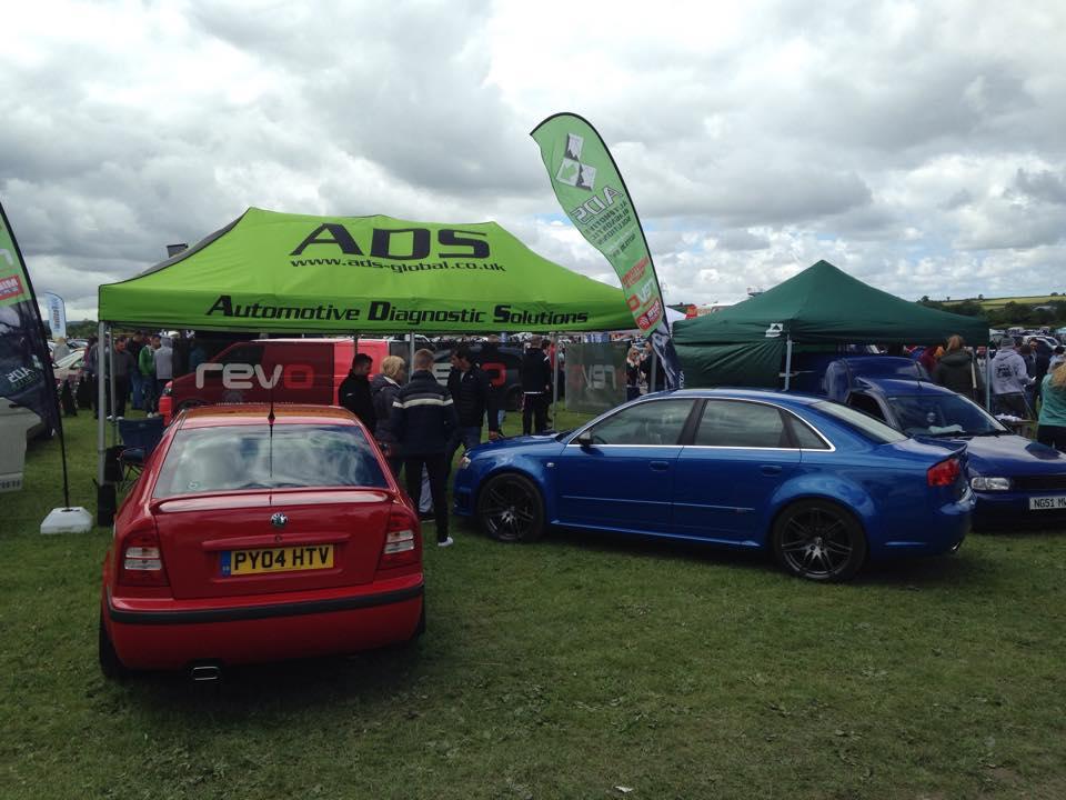 Cumbria VAG show 2015