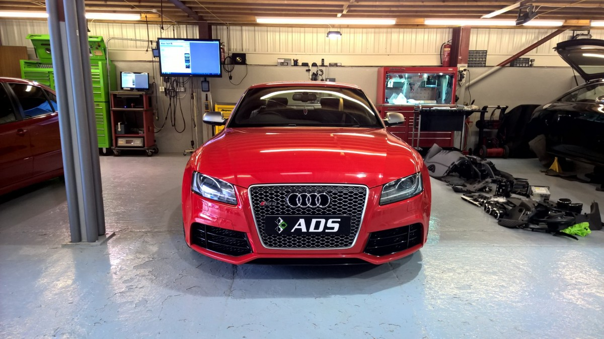 Audi RS5 REVO stage 2 and Milltek exhaust - ADS Automotive