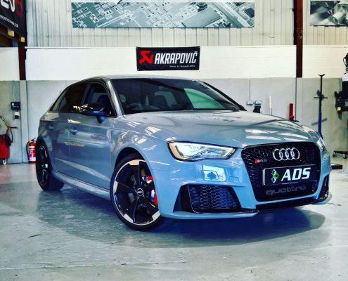 8V Audi RS3 revo