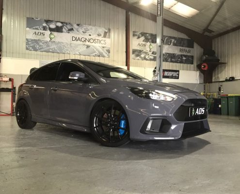 2016 focus RS suspension upgrades
