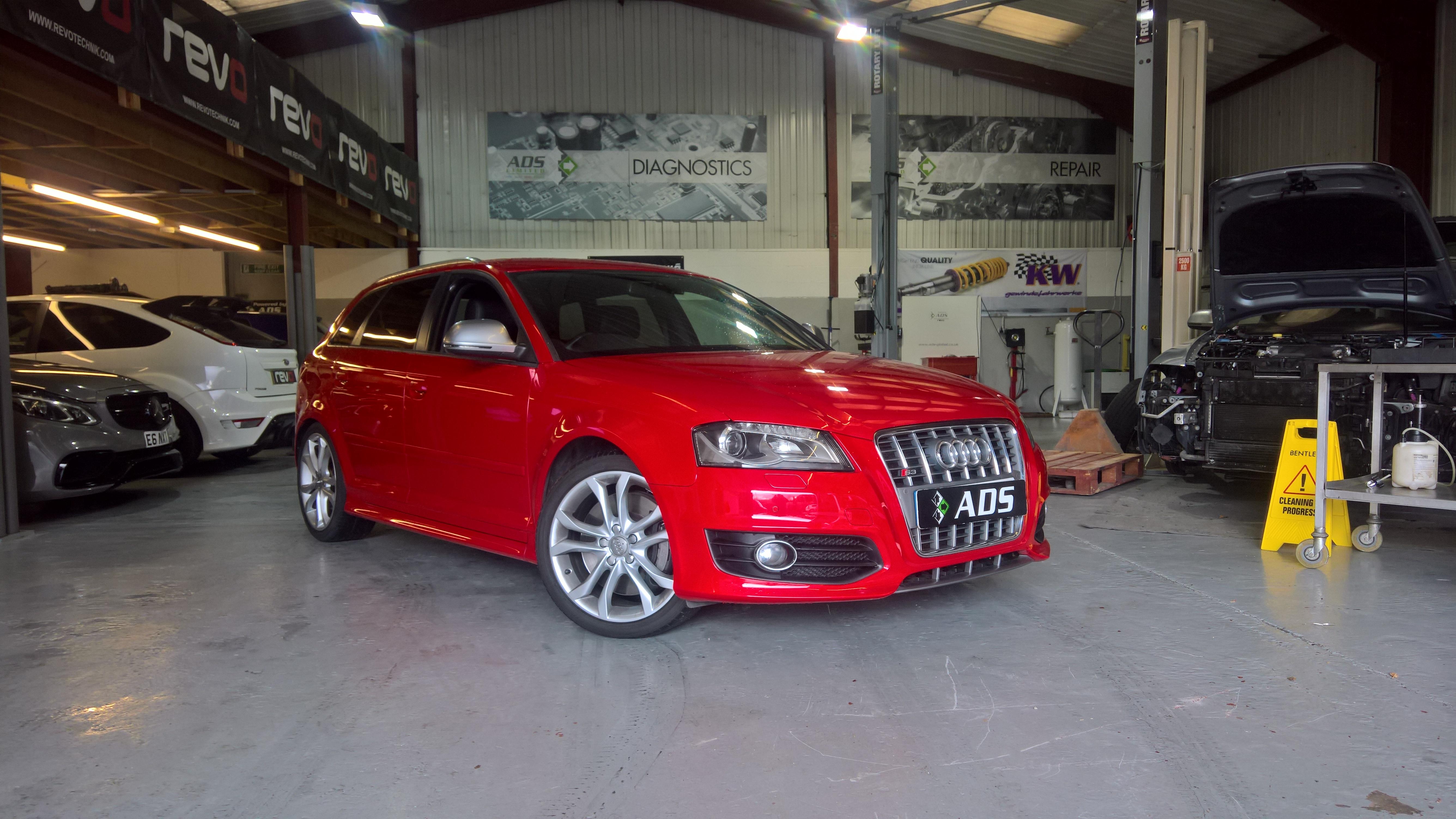 Audi Servicing Preston