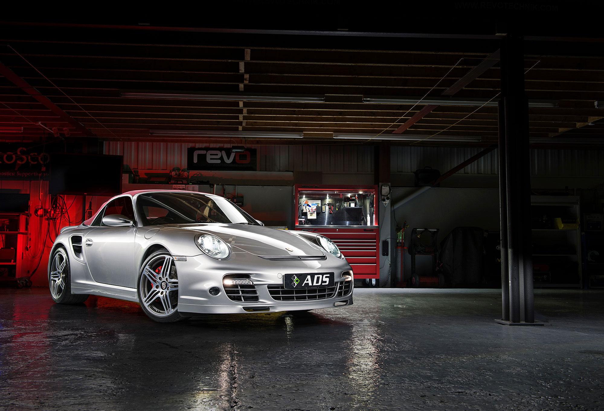 Porsche 997 Gen 1 Turbo 668 bhp stage 3