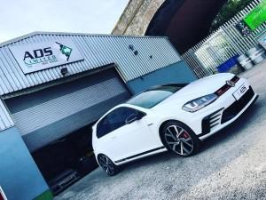 Independent Volkswagen Specialist Preston Unveils GTI Clubsport