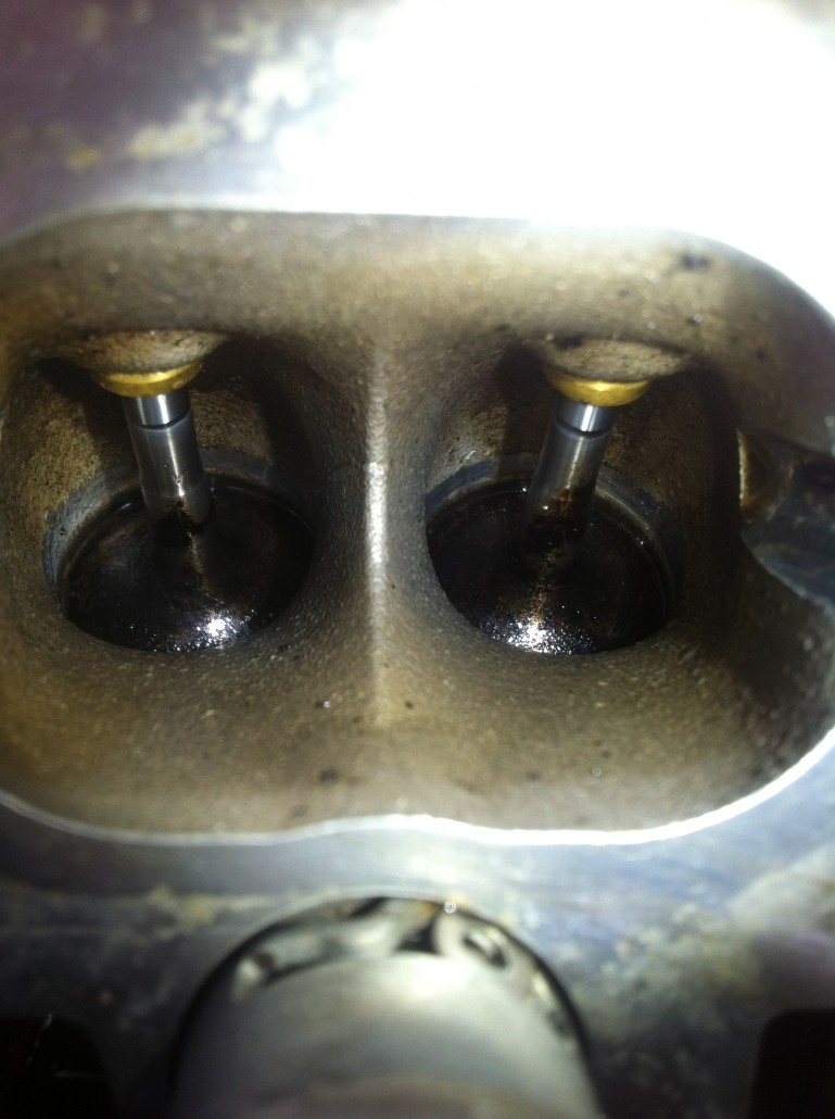 RS4 Inlet Valve Cleaning