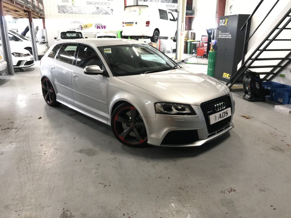 Audi RS3 stage 3 555bhp stage 3 upgrade - ADS Automotive