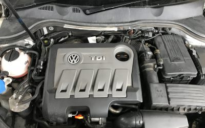 VW Passat lacking power, P0299 boost pressure regulation fault