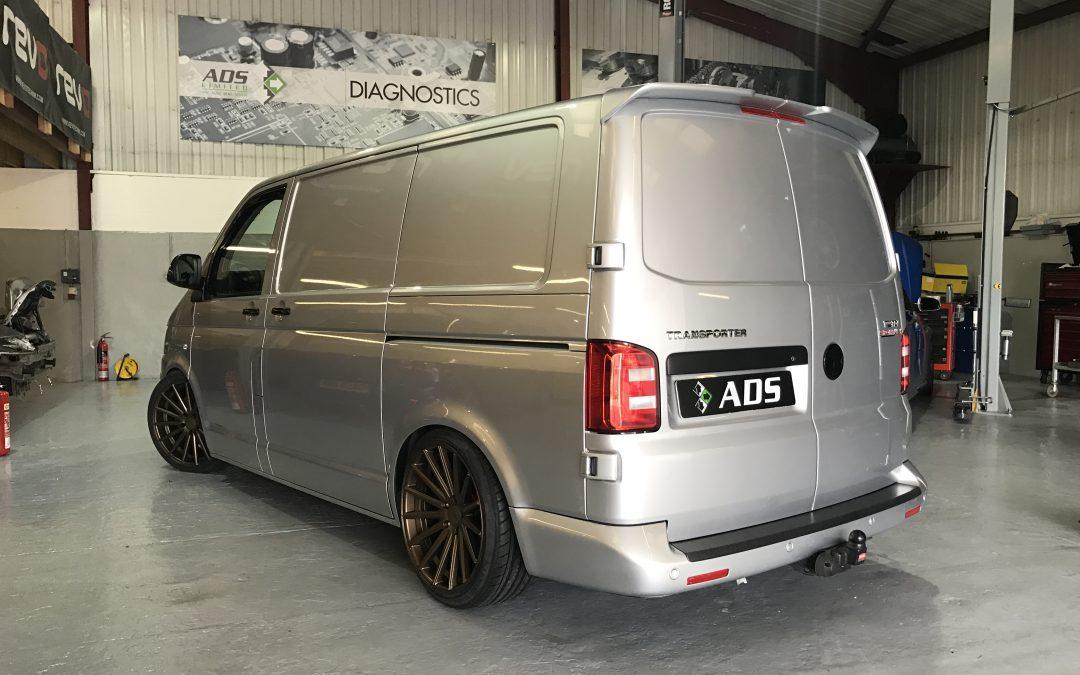 Volkswagen Transporter T5 Specialists Preston