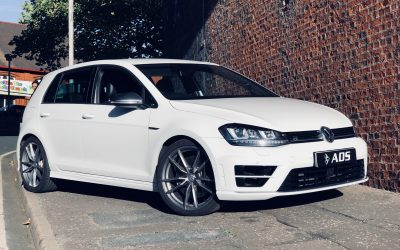 Performance Clutch upgrade on MQB VW Golf R