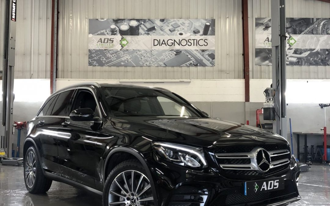 Mercedes GLC 250 CDI Remap
