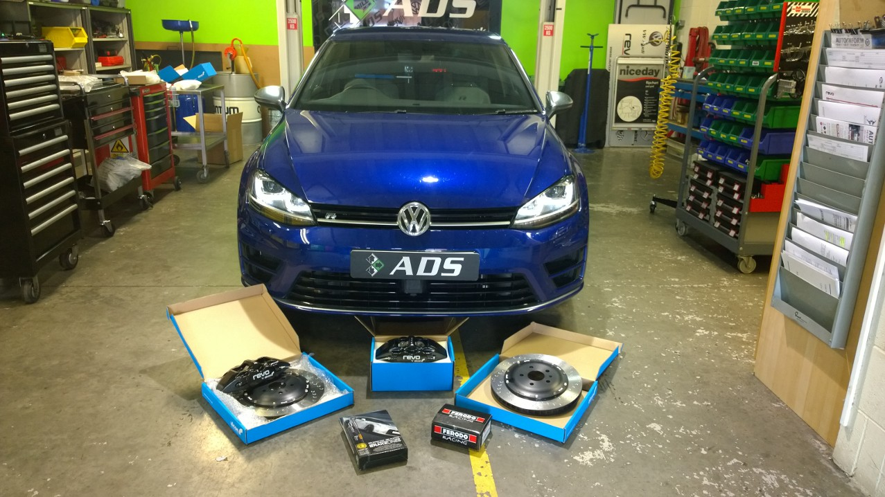 Golf R mk7 REVO upgrades