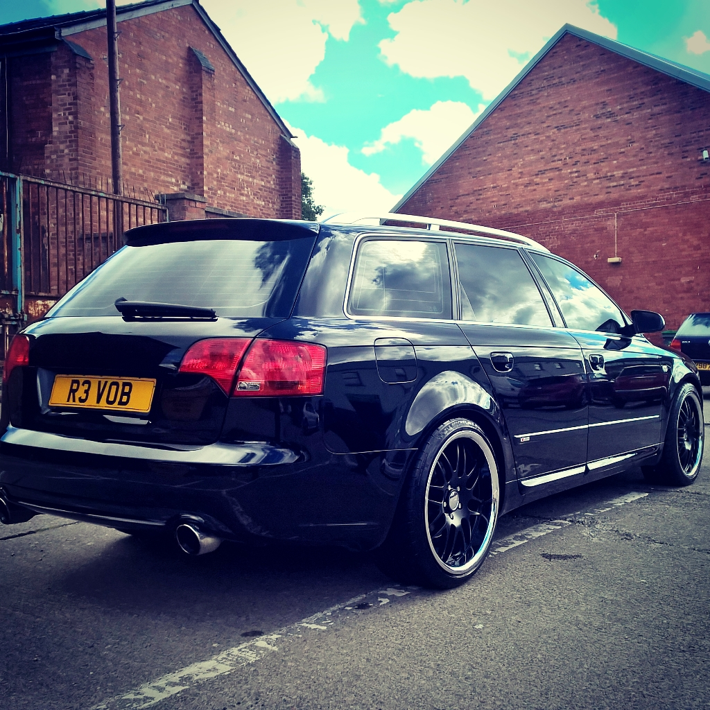 Audi A4 3.0d S line Quattro For sale