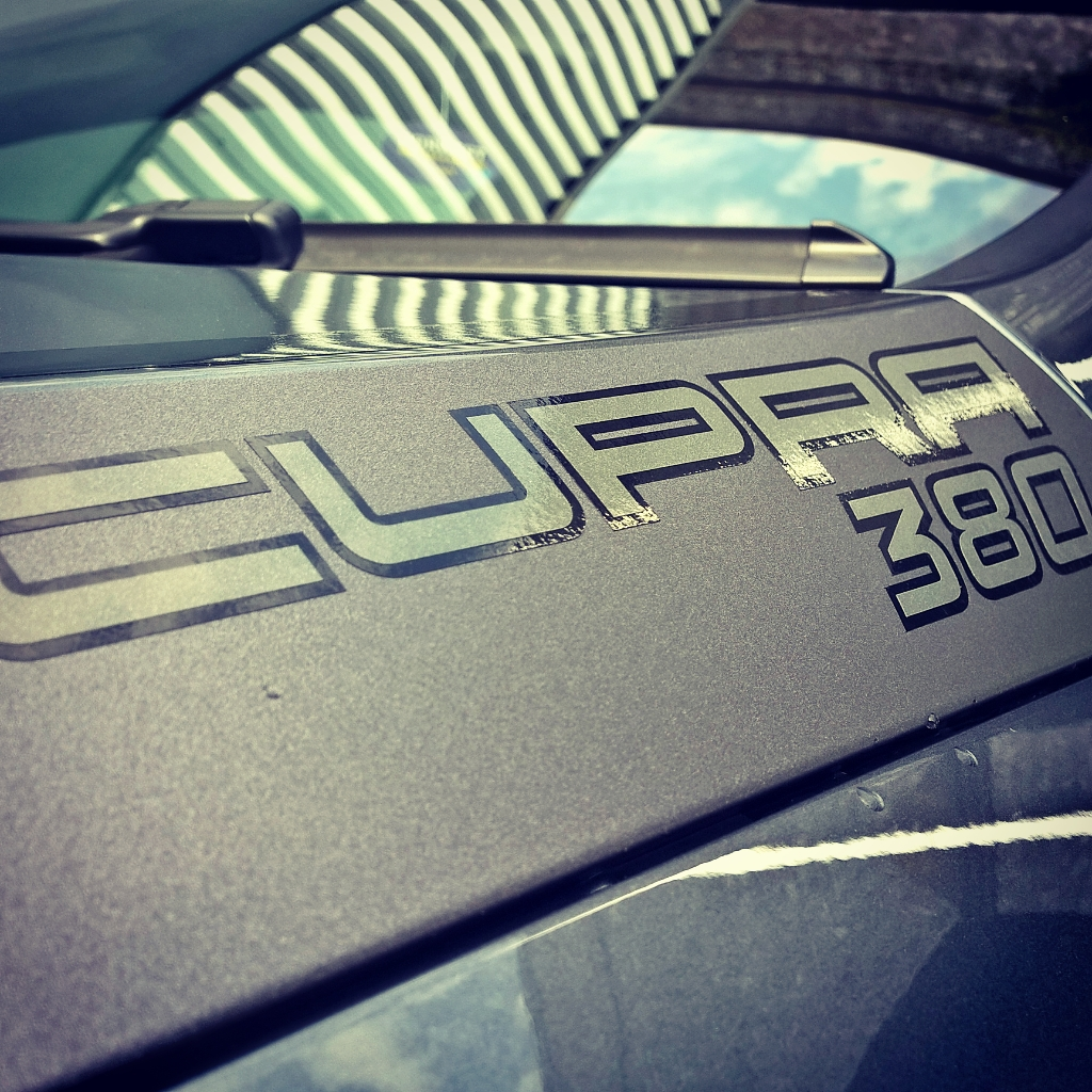 SEAT LEON Cupra 280 Revo stage 2