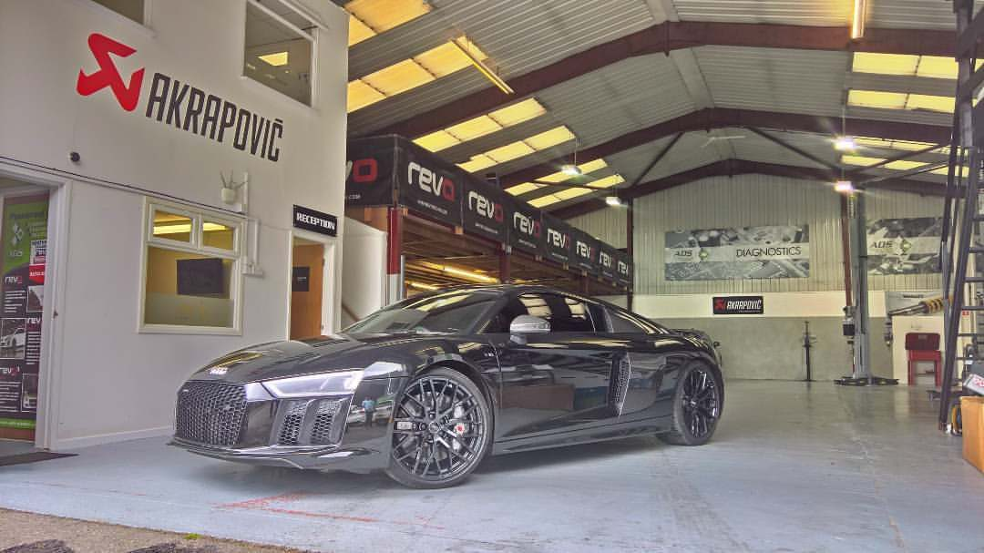 Audi Garage Preston