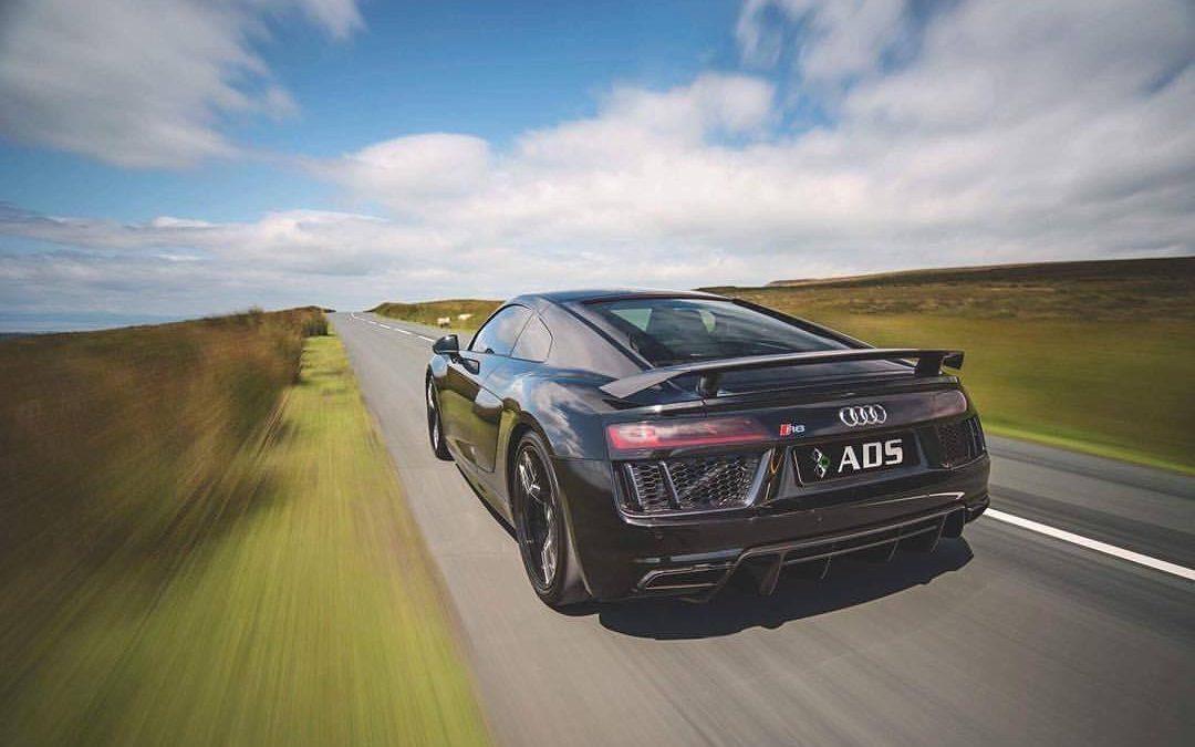 ADS Automotive fit NEW Audi R8 Akrapovic 5.2 FSI Titanium exhaust V10 Plus