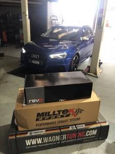 Audi RS3 Preston