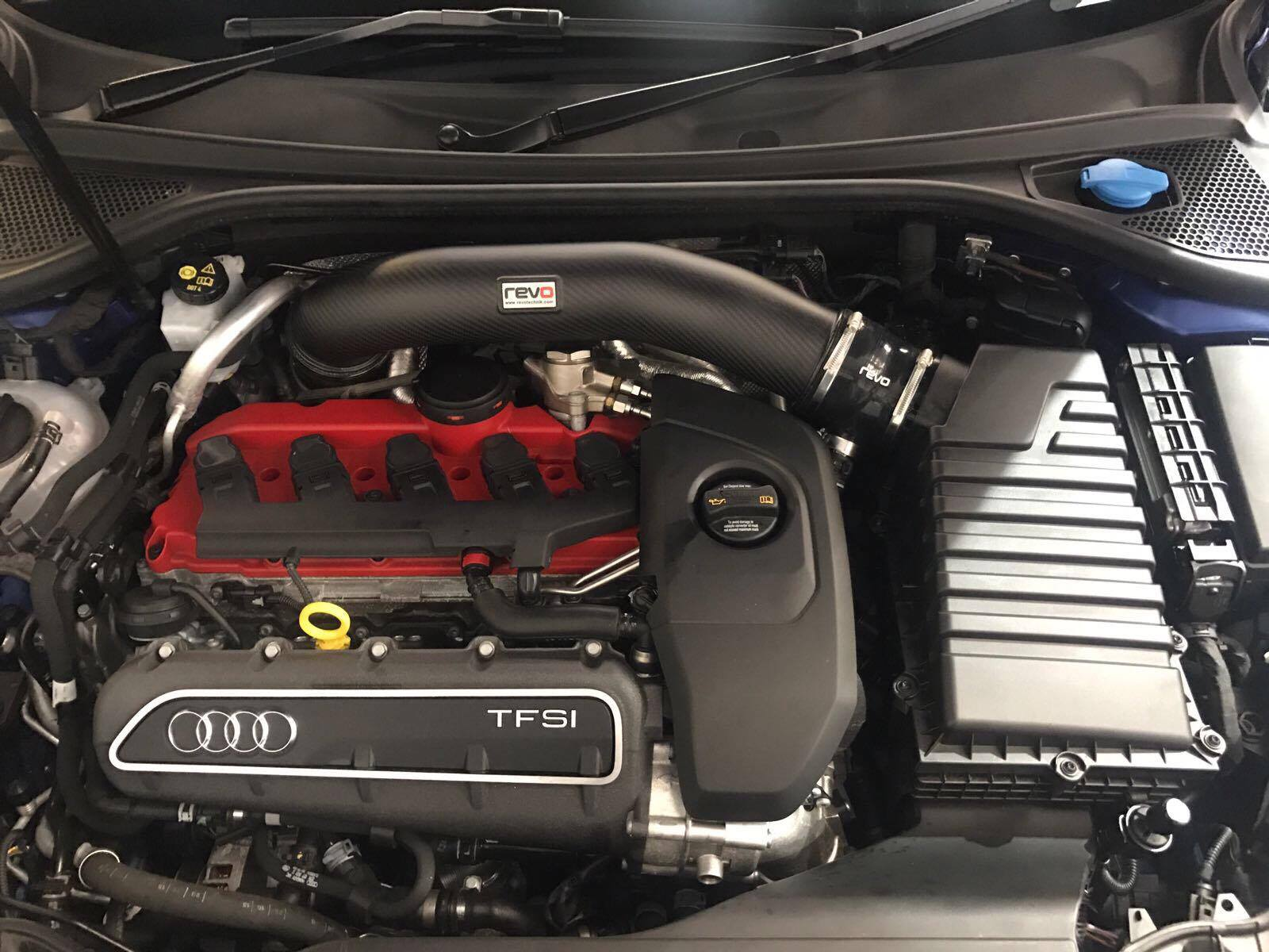 Independent Audi specialist Preston carry out exciting upgrades on RS3