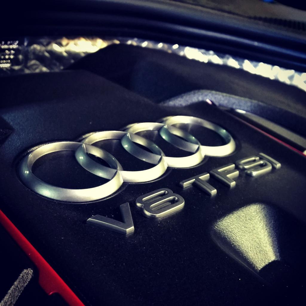 Audi V8 TFSI Revo Tuning