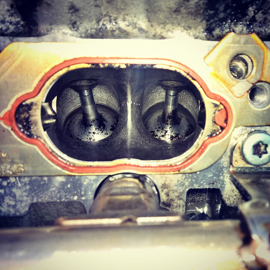 Direct Petrol Valve Cleaning