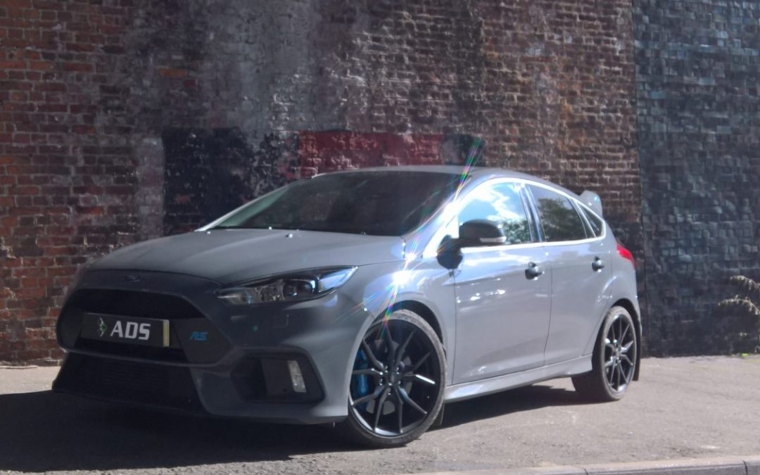 Ford Focus RS revo stage 1 tuning