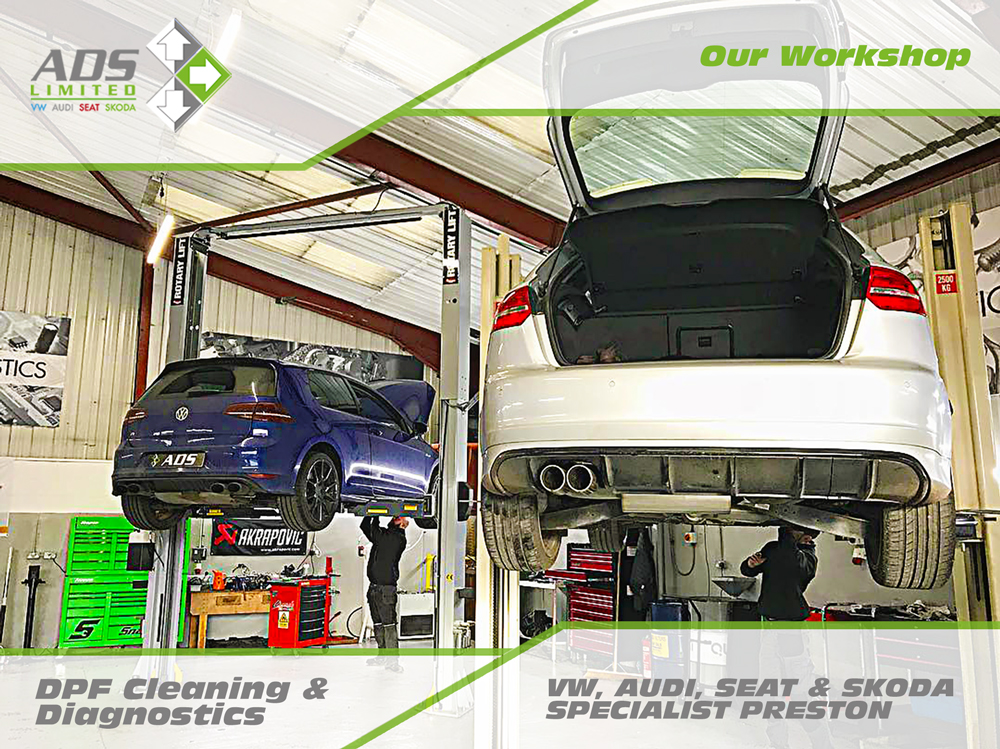 DPF Cleaning Preston