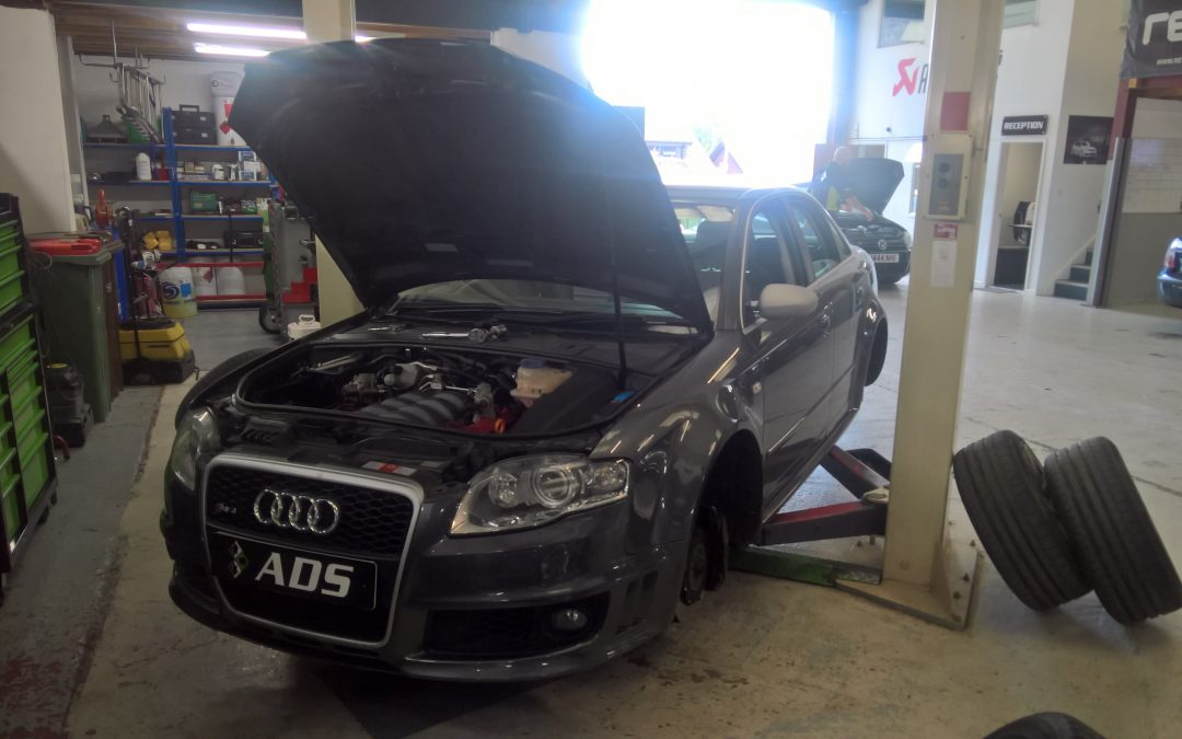 Audi RS Service Specalists