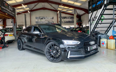 In the Workshop: Audi S5 for Stage 2+ Upgrades